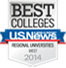 US News Best Colleges of 2014